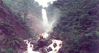 Bedolia Waterfall
